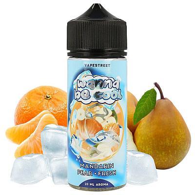 Vapestreet - Wanna Be Cool - Aroma Manderin Pear Fresh
