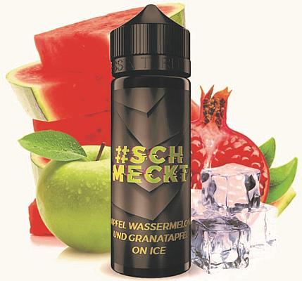 Vovan - #Schmeckt - Aroma Apfel Wassermelone Granatapfel on Ice 20ml