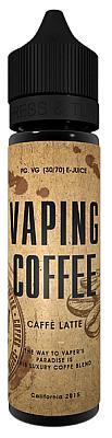 VoVan - Vaping Coffee - Caffe Latte - 0mg/ml 50ml