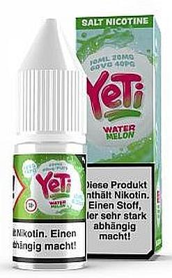 Yeti - Honeydew Blackcurrant - E-Zigaretten Nikotinsalz Liquid 20mg/mlYeti - Watermelon - E-Zigaretten Nikotinsalz Liquid 20mg/ml