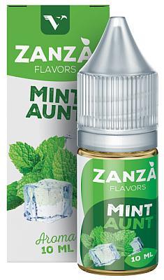 Zanzà Flavors - Aroma Mint Aunt 10ml