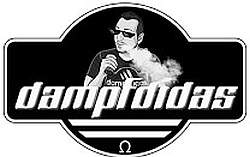 Dampfdidas Logo