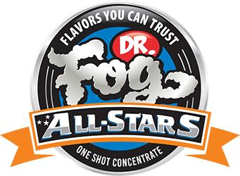Dr.Fog All-Stars Logo