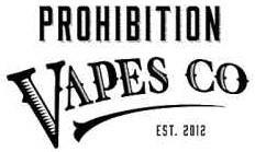 Prohibition Vapes Logo