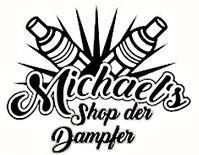 Michaels Shop der Dampfer Logo