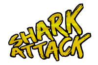 Shark Attack Logo