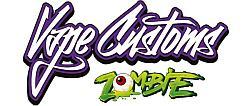 Vape Customs - Zombie Logo