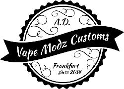 Vape Modz Customs Logo