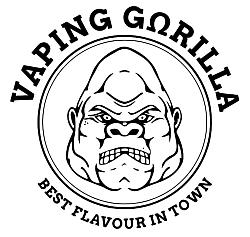 Vaping Gorilla Logo