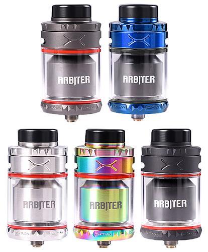 OXVA Arbiter RTA Clearomizer Set