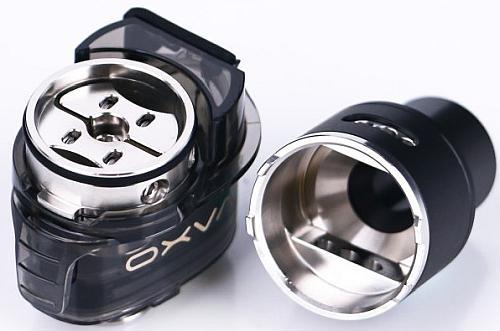 OXVA Dual Coil RDTA Pod