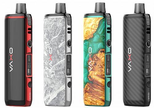 OXVA Idian X E-Zigaretten Set alle Farben