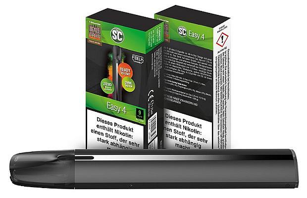 Die SC Easy 4 E-Zigarette
