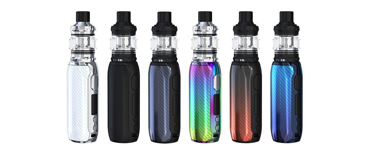 SC iStick Rim C mit Melo 5 E-Zigaretten Set alle Farben