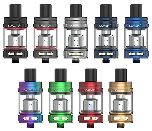 SMOK TFV9 Mini Clearomizer Set alle Farben