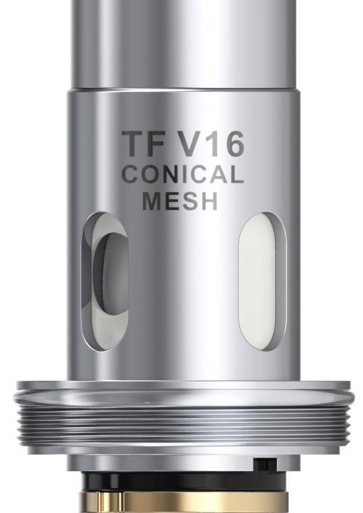 SMOK TFV16 Conical Mesh 0,2 Ohm Heads