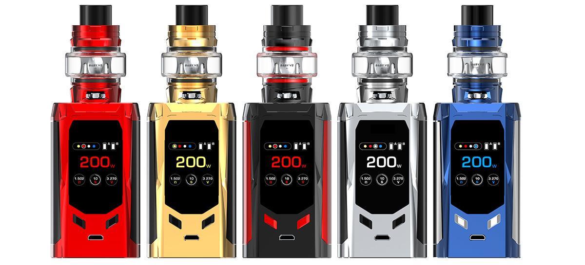 Smok R-Kiss E-Zigaretten Set alle Farben