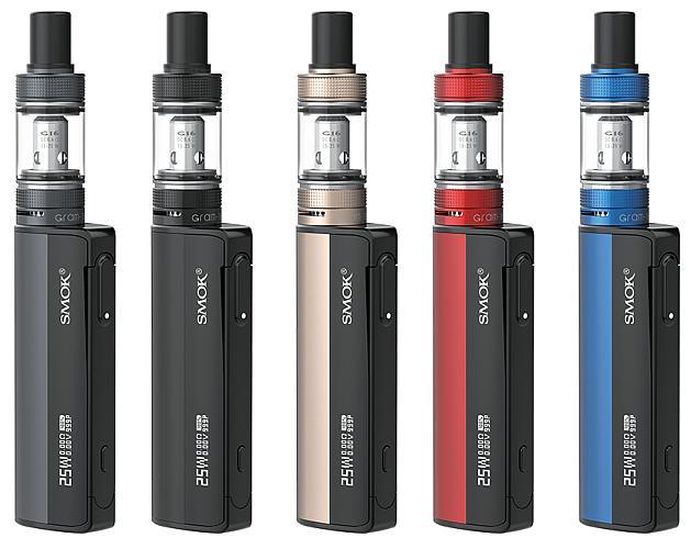 SMOK Gram 25 E-Zigaretten Set alle Farben