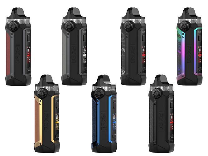 SMOK IPX80 E-Zigaretten Set alle Farben