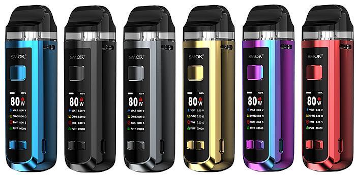 SMOK RPM 2 E-Zigaretten Set alle Farben