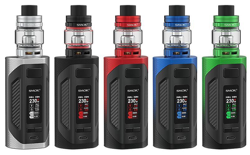 SMOK Rigel E-Zigaretten Set alle Farben