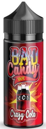 Bad Candy Liquids - Crazy Cola 20ml/120ml Flasche