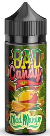 Bad Candy Liquids - Mad Mango 20ml/120ml Flasche