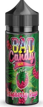 Bad Candy Liquids - Raspberry Rage 20ml/120ml Flasche