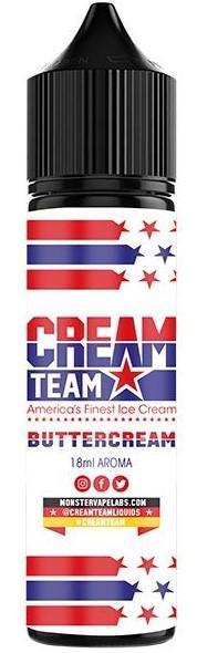Cream Team - Aroma Buttercream18ml/60ml Flasche