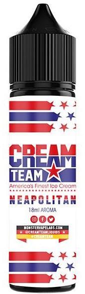 Cream Team - Aroma Neapolitan 18ml/60ml Flasche