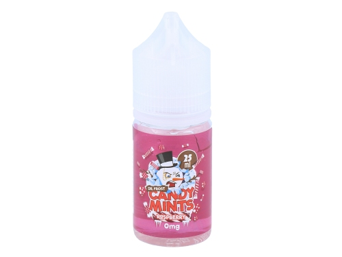 Dr. Frost Shake & Vape Flasche Candy Mints Raspberry