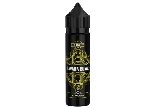 Flavorist Longfill Flasche Havana Royal
