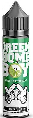 GangGang - Aroma Greenmile Green Homeboy 20ml/60ml Flasche