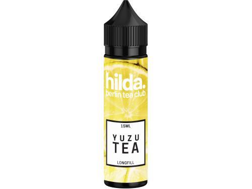 hilda. - Aroma Yuzu Tea 15ml 60ml Flasche