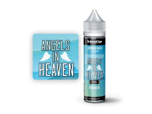 InnoCigs Shake & Vape Flasche Angels in Heaven