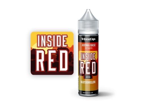 InnoCigs Shake & Vape Flasche Inside Red