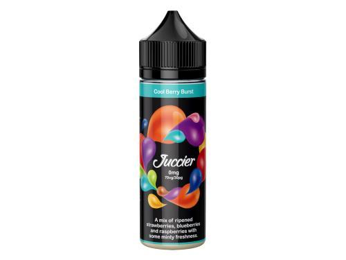 Juccier - Cool Berry Burst 60ml Flasche