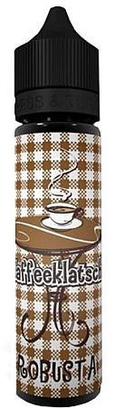 Kaffeeklatsch - Aroma Robusta 20ml/60ml Flasche