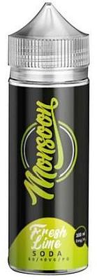 Monsoon - Fresh Lime Soda 0mg/ml 100ml/120ml Flasche