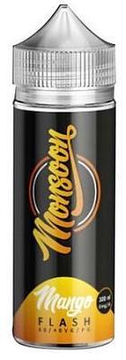 Monsoon - Mango Flash 0mg/ml 100ml/120ml Flasche