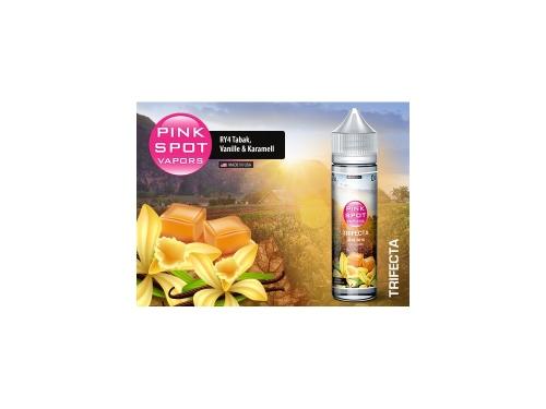 Pink Spot Shake & Vape Flasche Trifecta