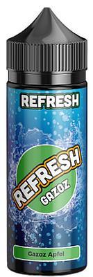 Refresh Gazoz - Aroma Apfel 10ml/120ml Flasche