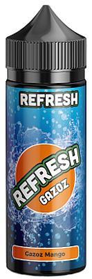 Refresh Gazoz - Aroma Mango 10ml/120ml Flasche