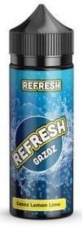 Refresh Gazoz - Aroma Lime 10ml/120ml Flasche