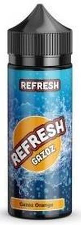 Refresh Gazoz - Aroma Orange 10ml/120ml Flasche
