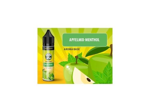 Vape Base - Apfelmix-Menthol