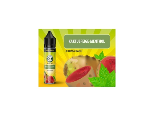 Vape Base - Kaktusfeige-Menthol