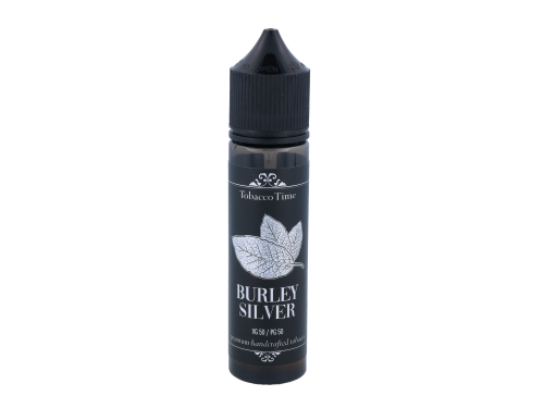 Tobacco Time - Aroma Burley Silver
