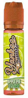 Yankee Juice - Desserts - Aroma Apple Pie Custard 15ml/60ml Flasche