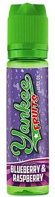 Yankee Juice - Fruits - Aroma Blueberry Raspberry 15ml/60ml Flasche